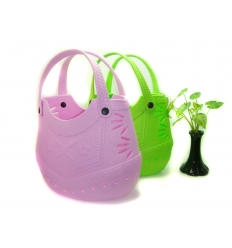 Plastic hand bag