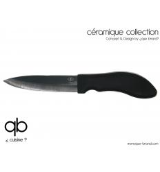 Ceramic peeling knife