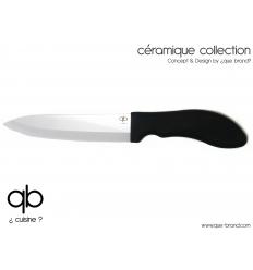 Ceramic vegetable knife