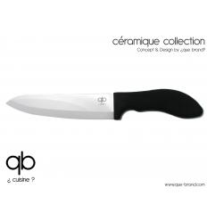 Ceramic chefs knife - 6 inch