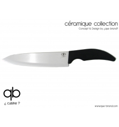 Ceramic chefs knife - 8 inch