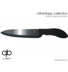 Ceramic chefs knife - 7 inch