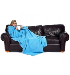 Sleeve fleece blanket