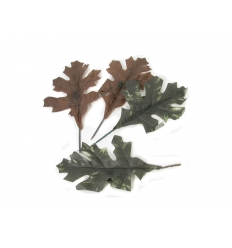 Faux Oak Leaves