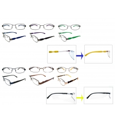 Changeable Reading Glasses