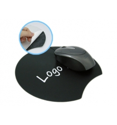 Thin mousepad with print