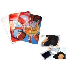 Rectangular 3-in-1 mouse pad