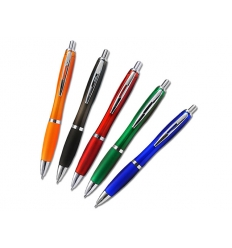 Curvaceous Logo pen