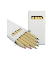 Färgpennor med tryck