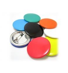 Badge / Knappar med tryck - 35 mm