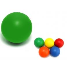 Stressboll med tryck - rund