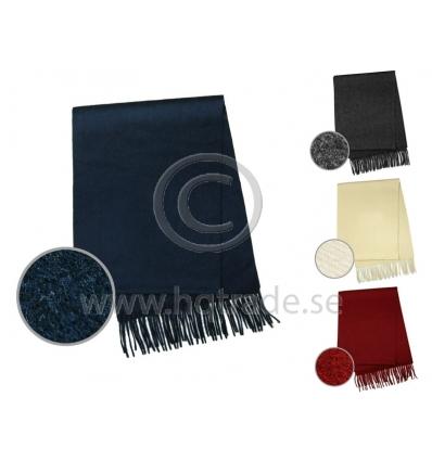 Cashmere-halsduk med brodyr - Import   tillverkning för promotion ... dcbc3620de9eb