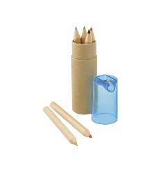 Färgpennor och vässare