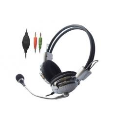 Hörlurar med mikrofon