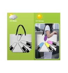 Promotional bag - UV changing color