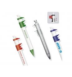 Penna med längdmätare