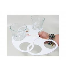 Drinking tray
