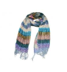 Randig sjal