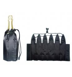 Champagnekylare med kylgel