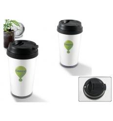 Kaffemugg med logga