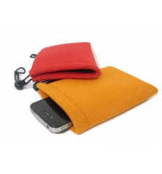Neoprene iPhone case