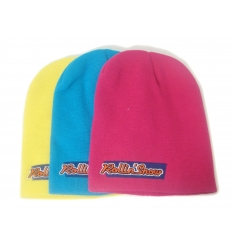 Ski cap with logo