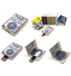 USB-minne - Tidning