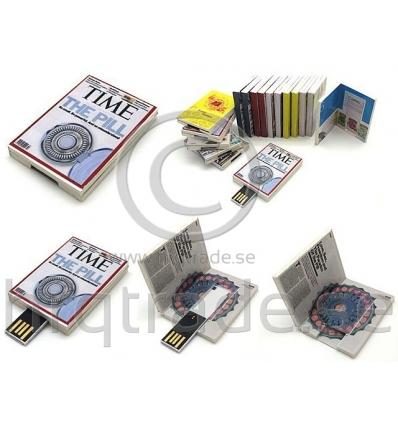 USB Flash Drive - Magzine