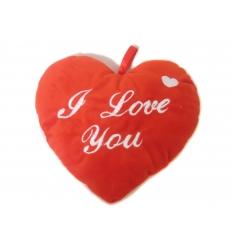 Rött hjärta - I love you