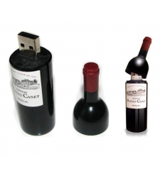 USB Flash drive - Wine bottle