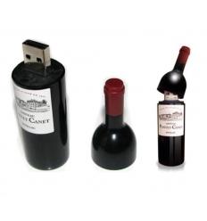 USB-minne - Vinflaska
