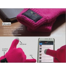 Bluetooth-gloves