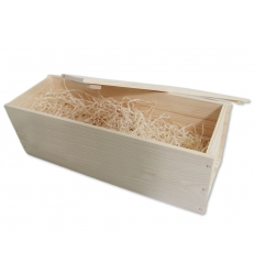Product packaging - Wooden box