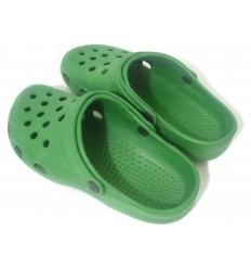 Plastic clogs