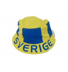Sverigemössa - solhatt