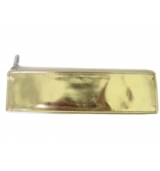 Golden small pouch