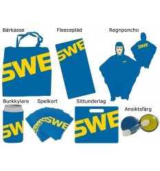 Sweden supporter kit