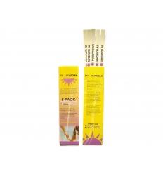 UV sunscreen band