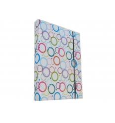 Folder with print