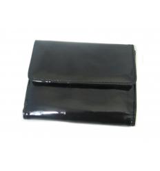 Svart plånbok