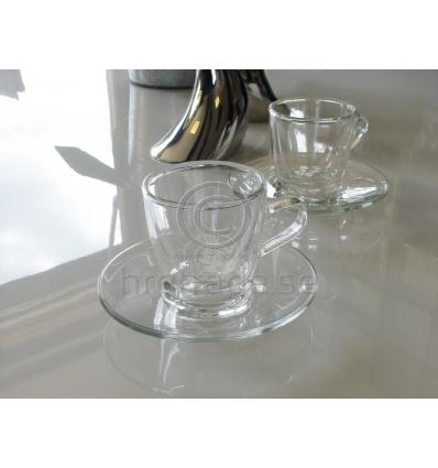 Espressomuggar / Glöggmuggar - glas