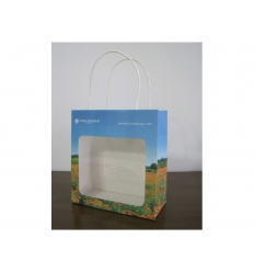 Window paper bag