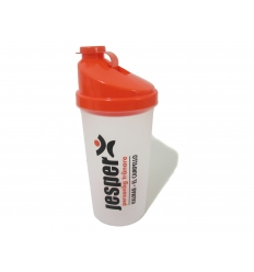 Shaker bottle with print