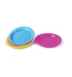 Plastic deep plate