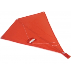 Kite with logo print
