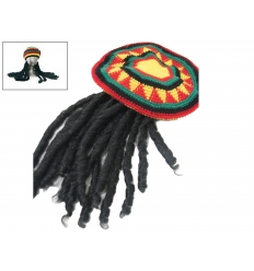 Hat With Wig