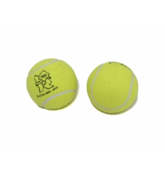 Stora tennisbollar