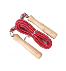 Jump rope with print
