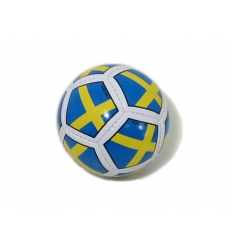 Mini football with print - 5 inch