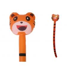 Inflatable animal sticks